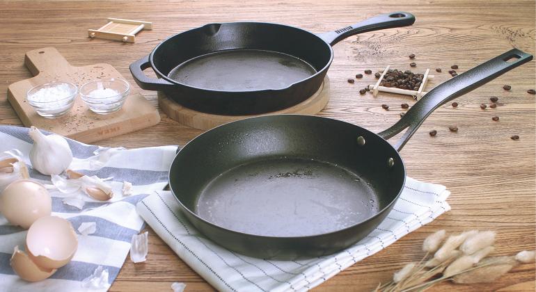 Sartenes de hierro fundido, ¿por qué deben ser un aliado imprescindible en tu cocina?