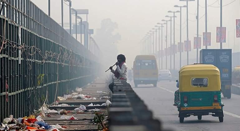 Contaminación causó 1 de cada 6 muertes en 2015