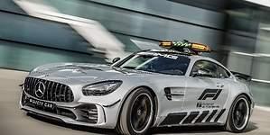 Nuevo Safety Car para la Fórmula 1: el más potente de todos los tiempos