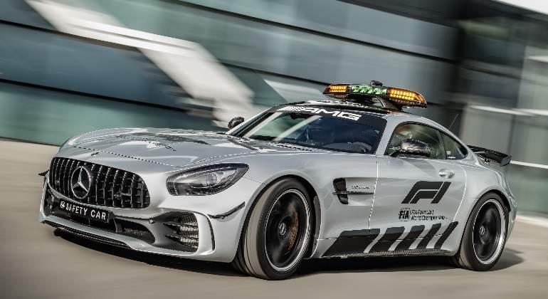 Mercedes-AMG GT R: así es el nuevo Safety Car para la Fórmula 1, el más potente de todos los tiempos