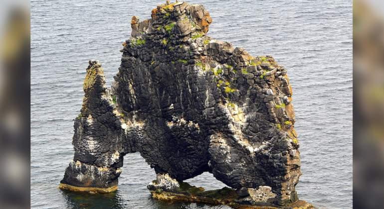 Un asesinato mantiene en vilo a la Isla del Troll petrificado