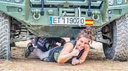 30 años de la mujer en las Fuerzas Armadas: la dificultad está en los mandos no en el género