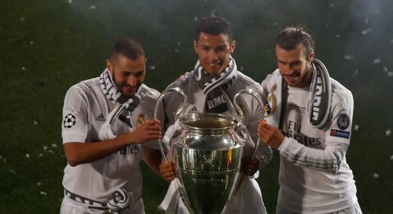 El nuevo tridente que quiere el Real Madrid