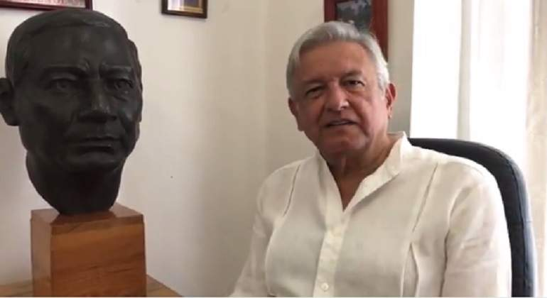 AMLO busca reconciliación con Ricardo Monreal
