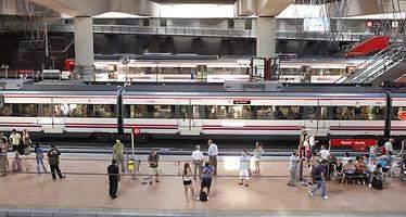 Fomento anuncia una gran remodelación de las estaciones de Atocha y Chamartín en Madrid