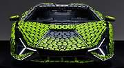 Lamborghini Sin Lego