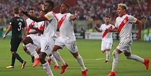 Perú gana 2-0 a Nueva Zelanda y se mete a Rusia