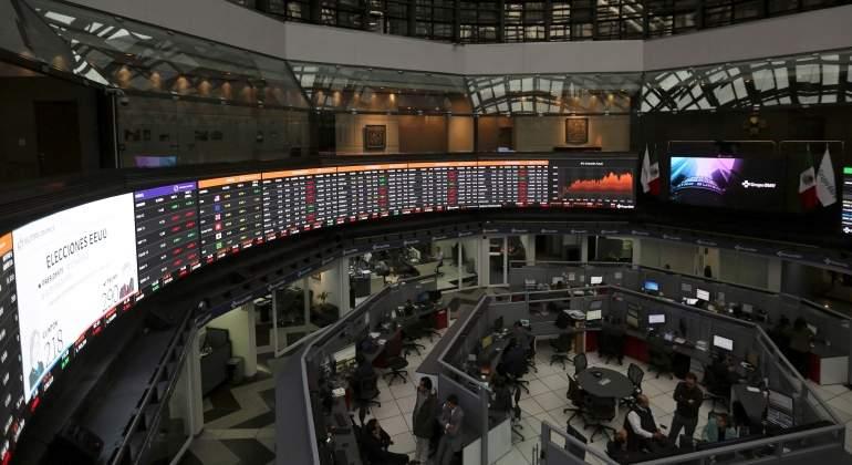 Mercado accionario gana 0.31 por ciento al cierre
