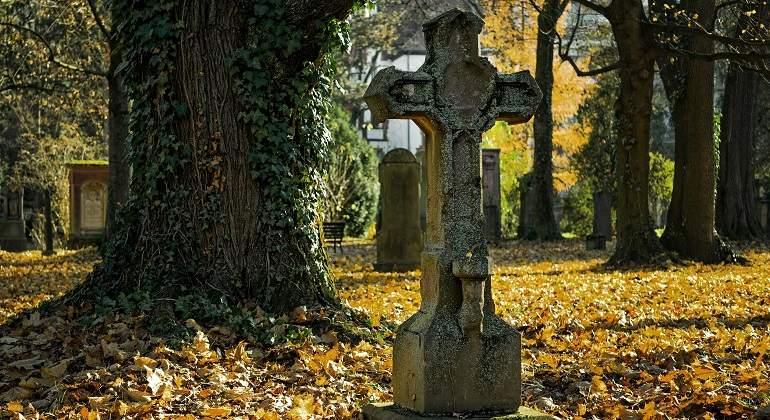 Cinco cementerios que parecen sacados de un cuento de terror