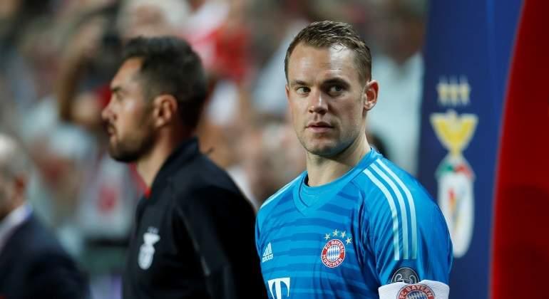 James habría llegado a un acuerdo para continuar en el Bayern Múnich