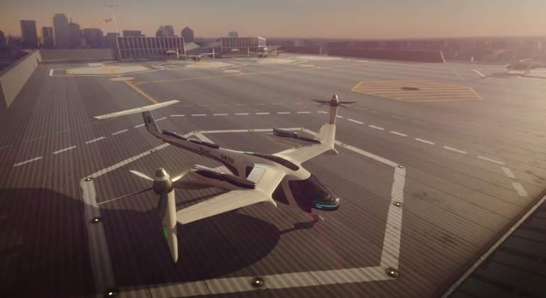 Uber y la NASA trabajan para ofrecer taxis aéreos en 2020