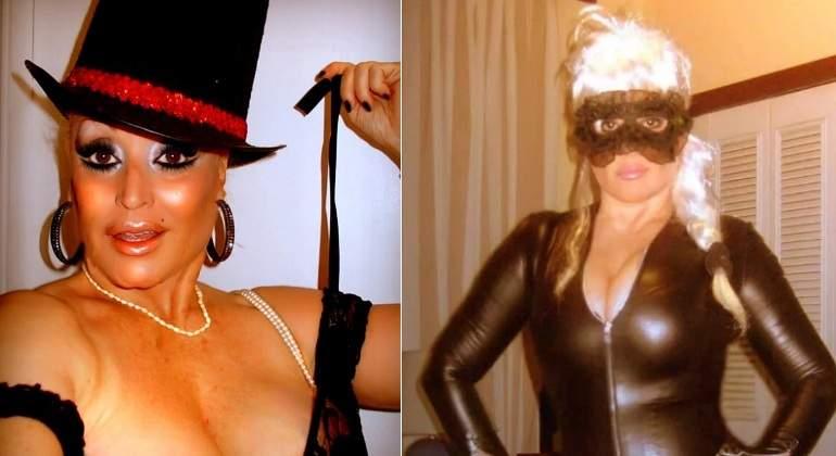 La Bruja Aramís Fuster Se Ofrece Como Dominatrix En Una Web De