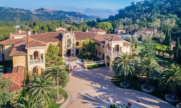 Una de las casas más caras del mundo (a la venta por 165 millones) sale a subasta sin precio mínimo