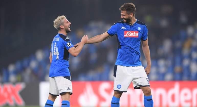 El Napoles amarga el debut del campeón y el Inter evita en el descuento la primera gran sorpresa