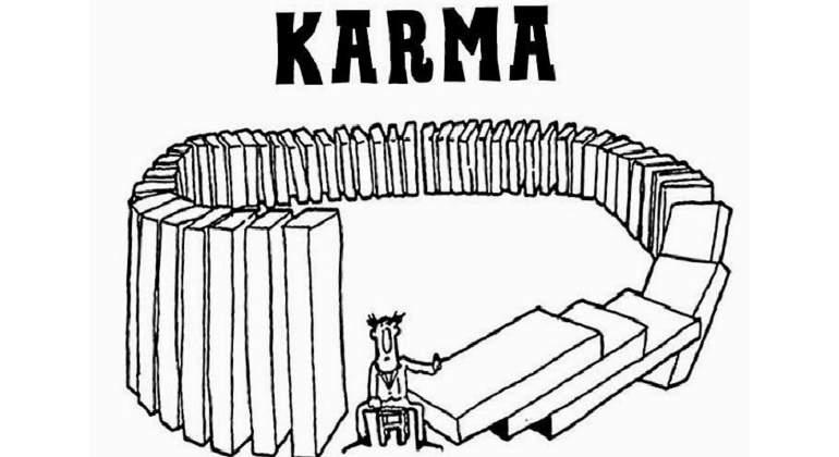Todos hemos oído hablar del karma, pero ¿conoces sus 12 leyes ...