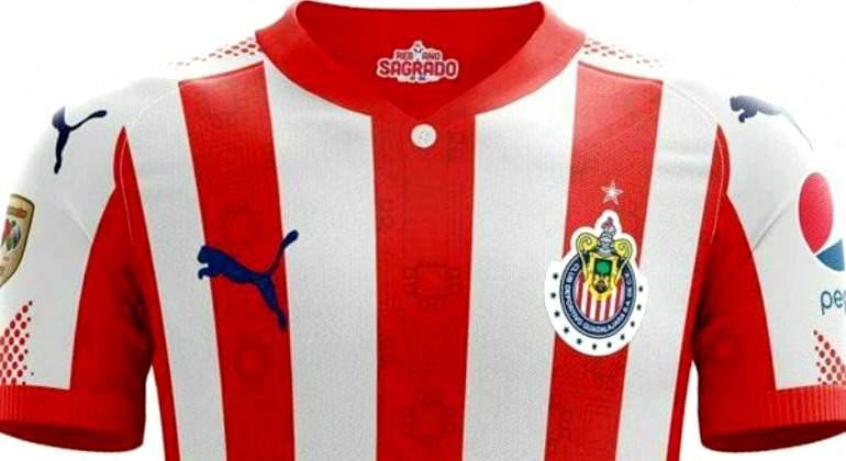 853316fef Revelan el posible nuevo jersey de las Chivas - economiahoy.mx
