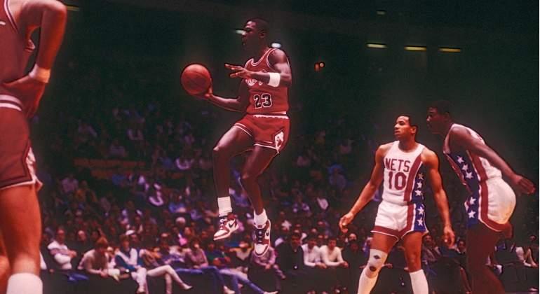 Las zapatillas de Michael Jordan: medio millón de dólares y