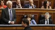 Rufián dice que Podemos ofreció a ERC la cabeza de Borrell a cambio de su apoyo a los Presupuestos