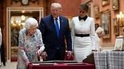Trump calienta su controvertida visita a Reino Unido al recomendar un Brexit sin acuerdo