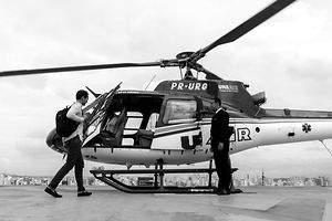 Helicópteros low cost en Brasil