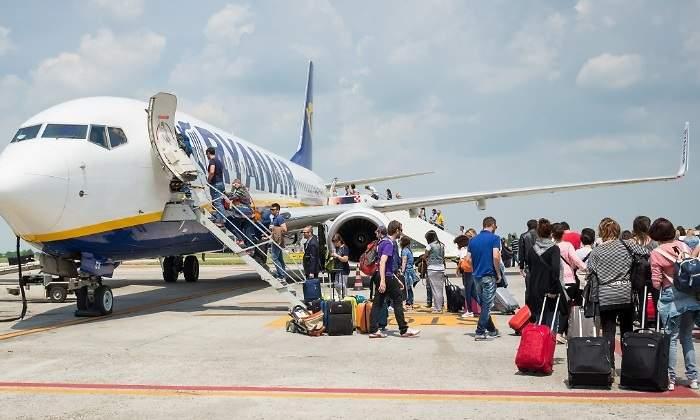 6578a1a8c Ryanair cobrará cinco euros a los clientes que quieran subir la ...