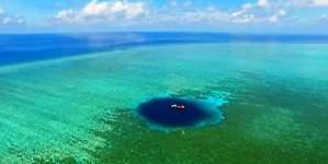 Desvelan el misterio del agujero en el Mar de China