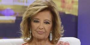 María Teresa Campos evoluciona favorablemente, pero sigue hospitalizada