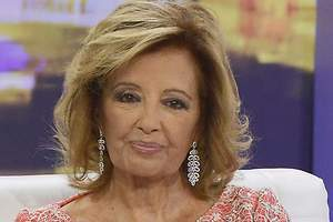 Mª Teresa Campos, hospitalizada