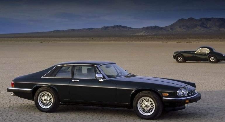 Modelos de coches jaguar
