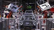 La actividad de las fábricas europeas repunta en mayo pero todavía se mantienen por debajo de su capacidad