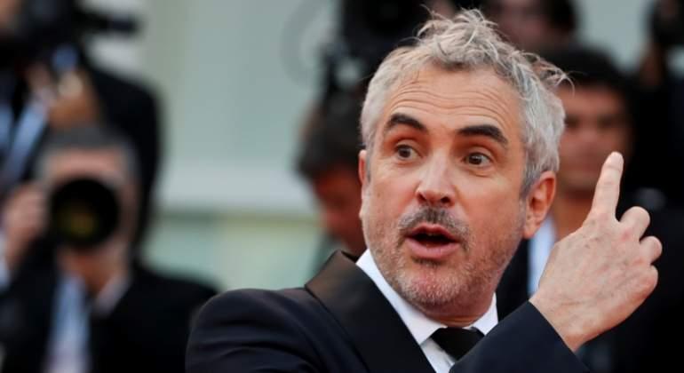 El cineasta mexicano Alfonso Cuarón gana el León de Oro de Venecia con la película 'Roma'