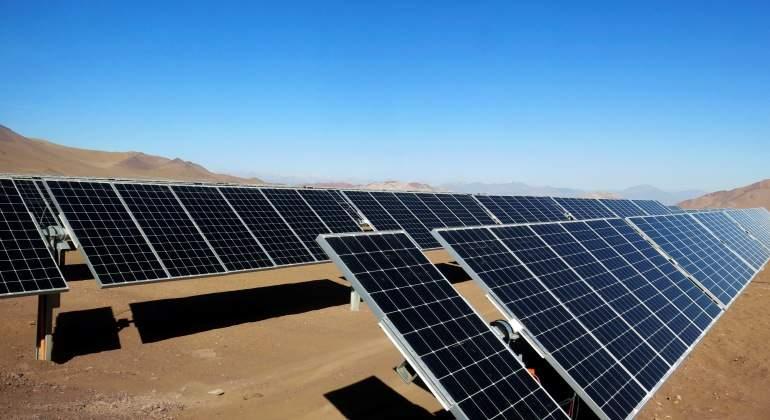 Chile tiene tanta energ a solar que las empresas regalan la electricidad - Energia solar madrid ...