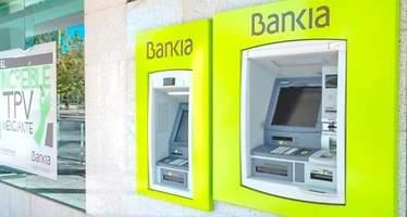 Bankia y sindicatos pactan una subida salarial del 1% para 2017 y del 1,25% para 2018