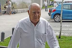 Amancio Ortega inicia su retirada