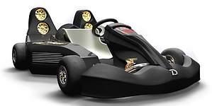 El kart con ventiladores que es más rápido que un Tesla Model S: de 0 a 100 km/h en 1,5