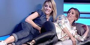 Anna Simon y Blanca Suárez hacen cucharita