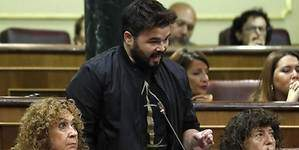 Las reliquias de Rufián: con un look estilo Harry Potter