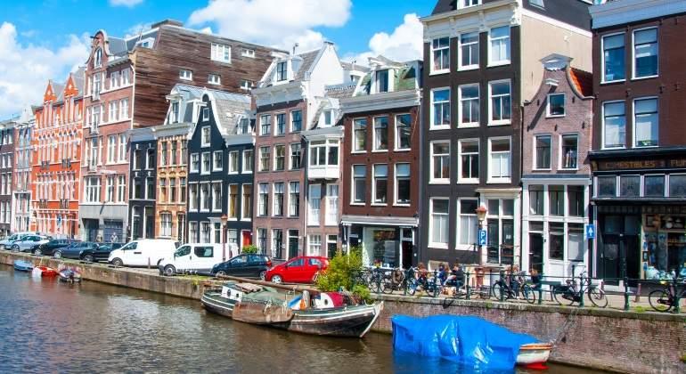 Desarrollan el Airbnb para el alquiler de barcos y bicicletas en Ámsterdam