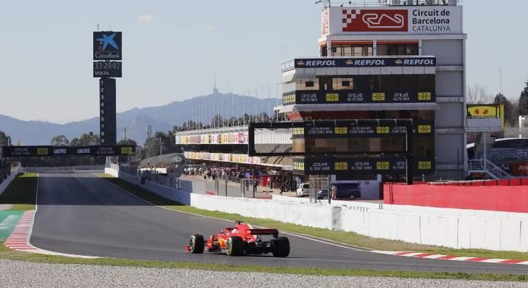 Calendario Formula 1 2020 Horarios.Calendario De F1 Ecomotor Es