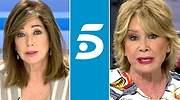 Telecinco y Ana Rosa Quintana lloran la muerte de Mila: Es un palo tremendo para esta casa