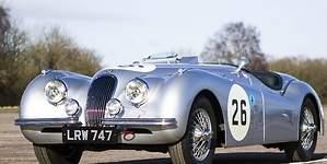 Jaguar XK 120: una gran inversión para los amantes de los coches clásicos