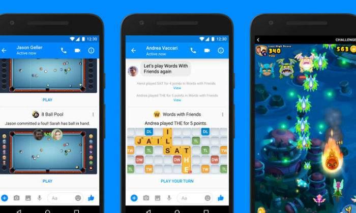 Juegos Gratis Online En Facebook Los Instant Games De Messenger Se