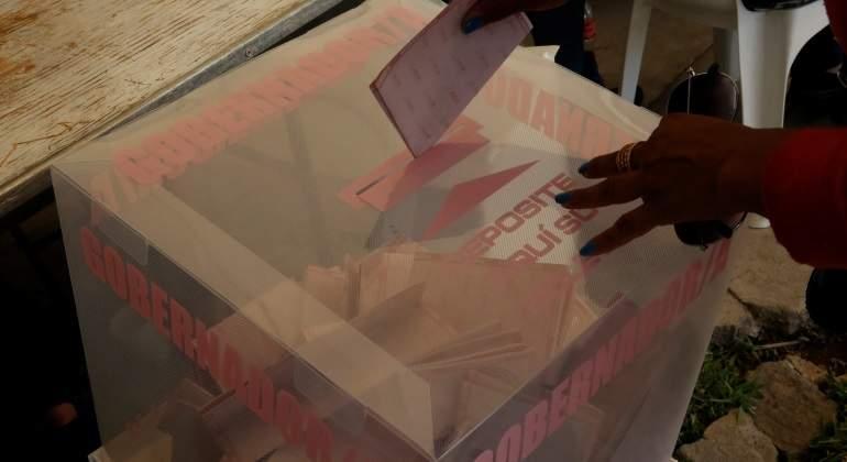 Insacula INE Yucatán a 23994 funcionarios de mesa directiva de casilla