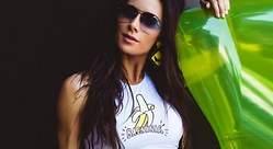 Al rico plátano, el favorito de Pilar Rubio