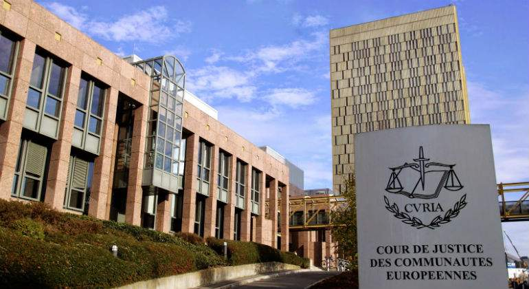 Así queda el Tribunal de Justicia europeo tras el 'Brexit': Ya ha retirado  a sus jueces británicos - elEconomista.es