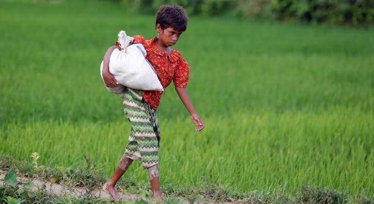 Etnias apátridas condenadas a la exclusión: rohingyas, karanes, romaníes, pembas, makondes