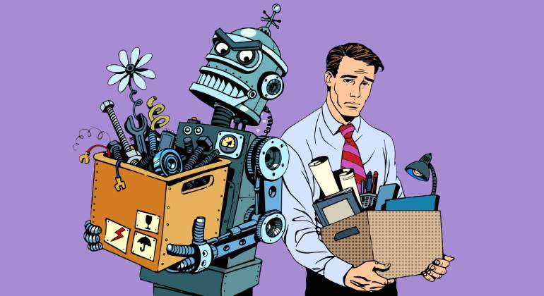 """Thomas L. Friedman: """"El trabajo manual está amenazado por la robotización"""""""