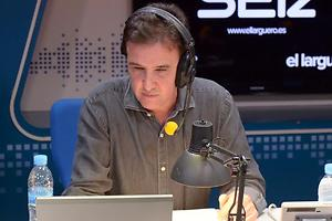 La eliminación de España acelera la marcha de De la Morena de la SER