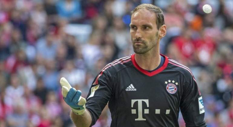 El Bayern de Múnich desjubila a Starke