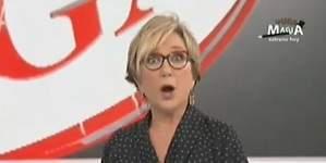 Inés Ballester, pillada por un micrófono abierto: Es un tipo estúpido